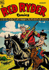 Cover for Red Ryder Comics (Dell, 1942 series) #73