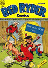 Cover for Red Ryder Comics (Dell, 1942 series) #75