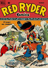 Cover for Red Ryder Comics (Dell, 1942 series) #80