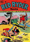 Cover for Red Ryder Comics (Dell, 1942 series) #84