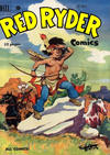 Cover for Red Ryder Comics (Dell, 1942 series) #87