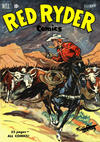 Cover for Red Ryder Comics (Dell, 1942 series) #89