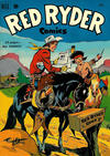 Cover for Red Ryder Comics (Dell, 1942 series) #93