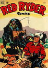 Cover for Red Ryder Comics (Dell, 1942 series) #96