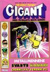 Cover for Gigant (Semic, 1977 series) #6/1979