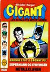 Cover for Gigant (Semic, 1977 series) #7/1979