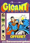 Cover for Gigant (Semic, 1977 series) #6/1980
