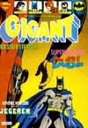 Cover for Gigant (Semic, 1977 series) #1/1981