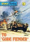Cover for Kamp-serien (Serieforlaget / Se-Bladene / Stabenfeldt, 1964 series) #39/1983