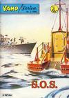 Cover for Kamp-serien (Serieforlaget / Se-Bladene / Stabenfeldt, 1964 series) #3/1985