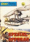 Cover for Kamp-serien (Serieforlaget / Se-Bladene / Stabenfeldt, 1964 series) #6/1985