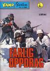 Cover for Kamp-serien (Serieforlaget / Se-Bladene / Stabenfeldt, 1964 series) #3/1986