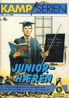 Cover for Kamp-serien (Serieforlaget / Se-Bladene / Stabenfeldt, 1964 series) #23/1986