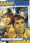 Cover for Kamp-serien (Serieforlaget / Se-Bladene / Stabenfeldt, 1964 series) #28/1986
