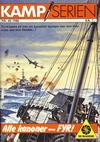 Cover for Kamp-serien (Serieforlaget / Se-Bladene / Stabenfeldt, 1964 series) #40/1986
