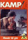 Cover for Kamp-serien (Serieforlaget / Se-Bladene / Stabenfeldt, 1964 series) #7/1987