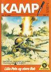 Cover for Kamp-serien (Serieforlaget / Se-Bladene / Stabenfeldt, 1964 series) #11/1987