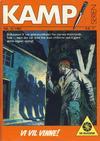 Cover for Kamp-serien (Serieforlaget / Se-Bladene / Stabenfeldt, 1964 series) #15/1987