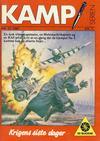 Cover for Kamp-serien (Serieforlaget / Se-Bladene / Stabenfeldt, 1964 series) #25/1987
