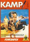 Cover for Kamp-serien (Serieforlaget / Se-Bladene / Stabenfeldt, 1964 series) #26/1987