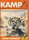Cover for Kamp-serien (Serieforlaget / Se-Bladene / Stabenfeldt, 1964 series) #34/1987