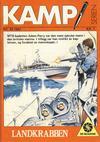 Cover for Kamp-serien (Serieforlaget / Se-Bladene / Stabenfeldt, 1964 series) #39/1987
