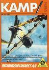 Cover for Kamp-serien (Serieforlaget / Se-Bladene / Stabenfeldt, 1964 series) #41/1987