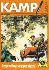 Cover for Kamp-serien (Serieforlaget / Se-Bladene / Stabenfeldt, 1964 series) #15/1988