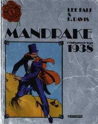 Cover Thumbnail for Seriebiblioteket (Hemmets Journal, 1976 series) #1 - Mandrake