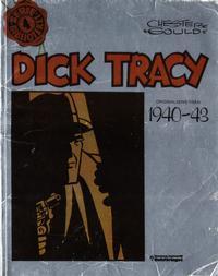 Cover Thumbnail for Seriebiblioteket (Hemmets Journal, 1976 series) #4 - Dick Tracy