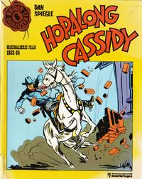 Cover Thumbnail for Seriebiblioteket (Hemmets Journal, 1976 series) #6 - Hopalong Cassidy