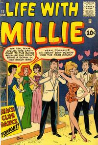 Cover Thumbnail for Life with Millie (Marvel, 1960 series) #13