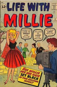 Cover Thumbnail for Life with Millie (Marvel, 1960 series) #17