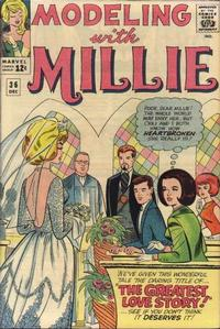 Cover Thumbnail for Modeling with Millie (Marvel, 1963 series) #36