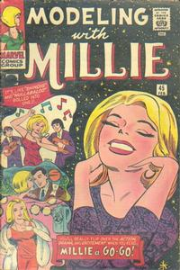 Cover Thumbnail for Modeling with Millie (Marvel, 1963 series) #45
