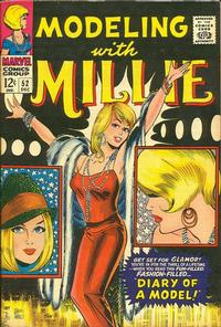 Cover Thumbnail for Modeling with Millie (Marvel, 1963 series) #52