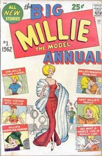 Cover Thumbnail for Millie the Model Annual (Marvel, 1962 series) #1
