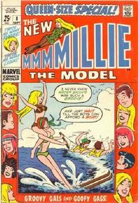 Cover Thumbnail for Millie the Model Annual (Marvel, 1962 series) #8