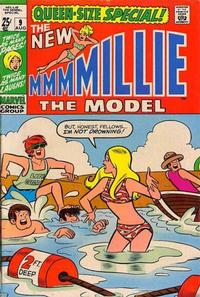 Cover Thumbnail for Millie the Model Annual (Marvel, 1962 series) #9