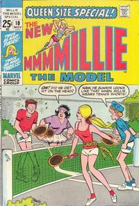 Cover Thumbnail for Millie the Model Annual (Marvel, 1962 series) #10