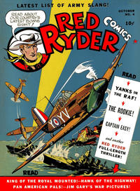 Cover Thumbnail for Red Ryder Comics (Hawley, 1940 series) #4