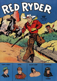Cover Thumbnail for Red Ryder Comics (Dell, 1942 series) #13