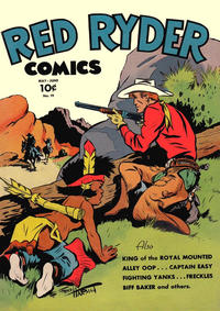 Cover Thumbnail for Red Ryder Comics (Dell, 1942 series) #19