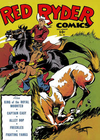 Cover Thumbnail for Red Ryder Comics (Dell, 1942 series) #26