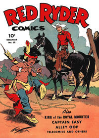 Cover Thumbnail for Red Ryder Comics (Dell, 1942 series) #29
