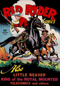 Cover Thumbnail for Red Ryder Comics (Dell, 1942 series) #30