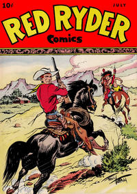 Cover Thumbnail for Red Ryder Comics (Dell, 1942 series) #48