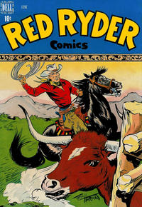 Cover Thumbnail for Red Ryder Comics (Dell, 1942 series) #59