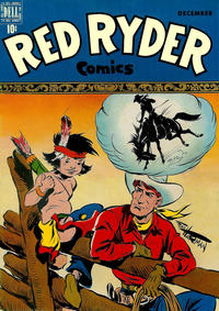 Cover Thumbnail for Red Ryder Comics (Dell, 1942 series) #65