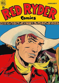 Cover Thumbnail for Red Ryder Comics (Dell, 1942 series) #66